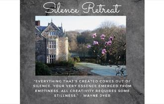 Yoga silence retreat at Northcourt House, Isle of Wight, What's On