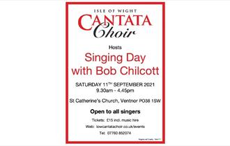 isle of wight, things to do, events, choir, singing day