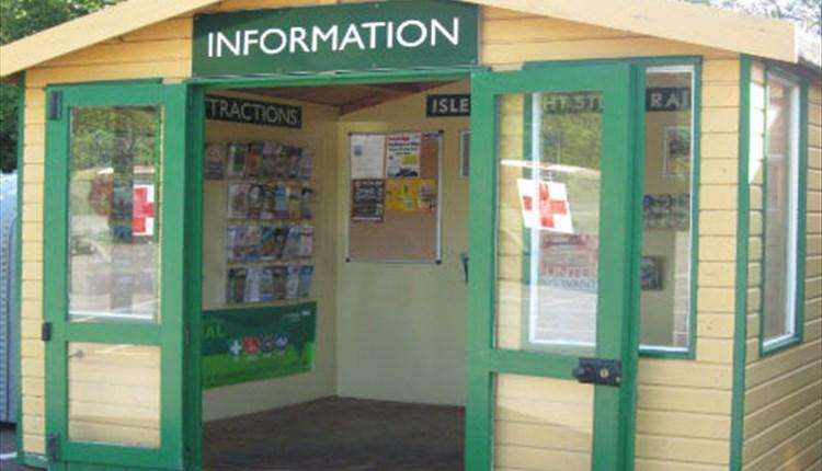 Havenstreet Tourist Information Point