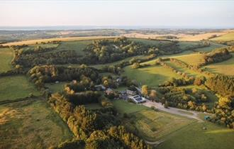 Isle of Wight, Things to Do, Walking, Guided Walks, Garlic Farm, Newchurch