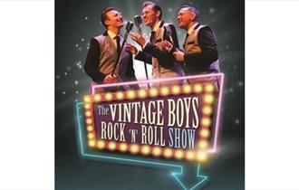 Isle of Wight, Things to Do, Shanklin Theatre, The Vintage Boys