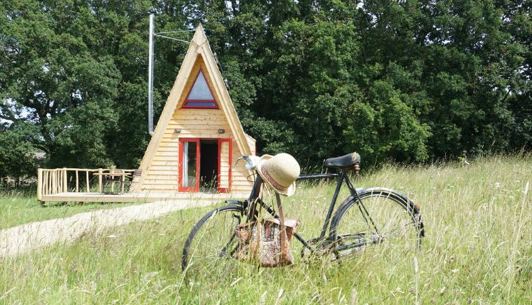Isle of Wight, Accommodation, Nature, Eco Friendly, Tiny Homes