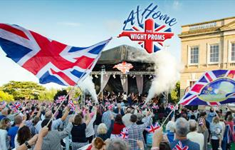Wight Proms in grounds of Northwood House, What's On, Cowes, Isle of Wight