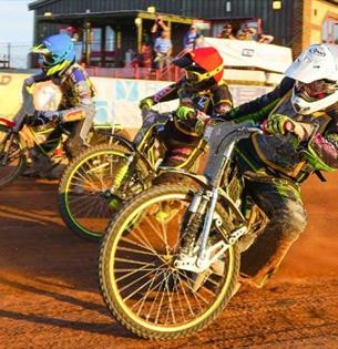Isle of Wight, Things to Do, Events, Wightlink Warriors Speedway, Smallbrook Stadium, Ryde