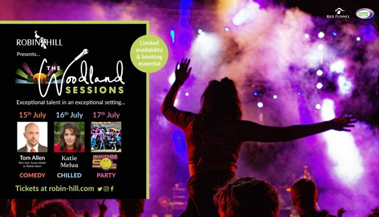 Isle of Wight, Things to Do, Robin Hill, Newport, Woodland Sessions, info
