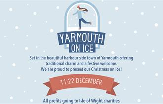Isle of Wight, Things to Do, Christmas Entertainment, Family Fun, Yarmouth on Ice.