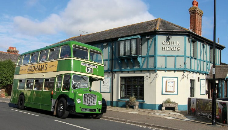 Isle of Wight, Pubs, Eating Out, Caulkheads, Sandown