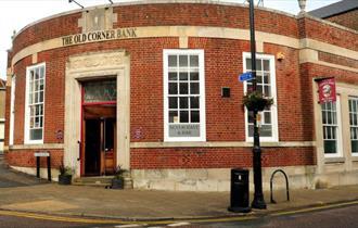 The Old Corner Bank Restaurant & Bar
