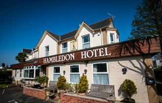 Isle of Wight Hotels - Hambledon Hotel