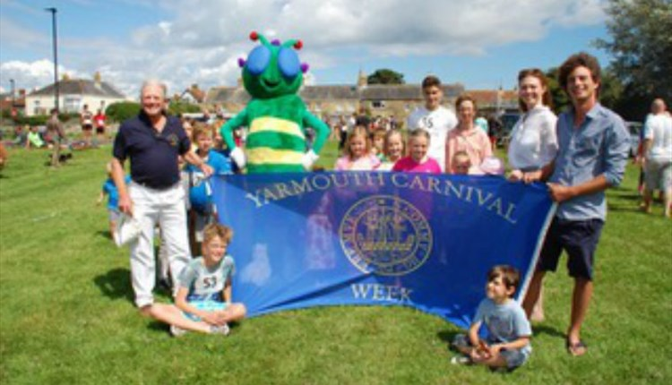 Yarmouth Carnival Week, Isle of Wight, Yarmouth, WEST WIGHT