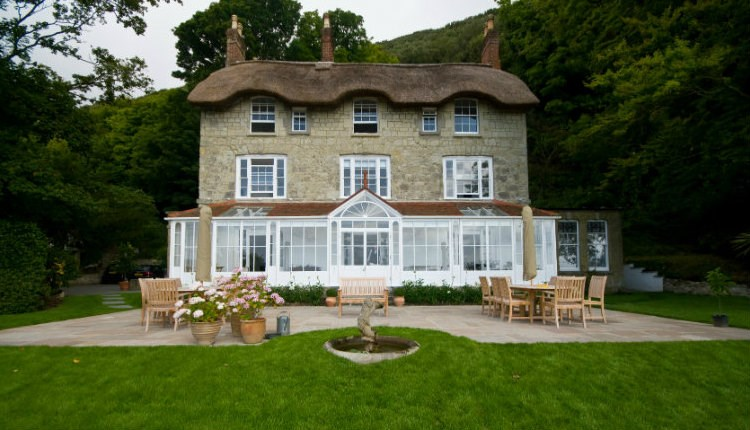 Isle of Wight, Accommodation, Hotels and Guest Houses, Hillside, Ventnor