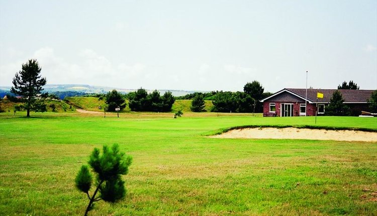 Greens at Newport Golf Club, Isle of Wight, Things to Do