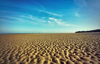 Sandy beach at Appley, Ryde, Isle of Wight, Things to Do