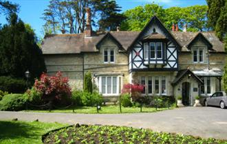 Isle of Wight Hotels - Rylstone Manor Hotel