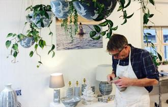 Isle of Wight, Things to Do, Pottery Studio, Classes