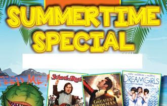 Isle of Wight, Things to Do, Theatre Train Summer Time Special, Shanklin Theatre