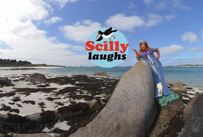 Scilly Laughs Julie Jepson.