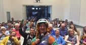 Scilly Laughs live audience image