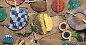 Adults' Polymer Clay Workshop With Emma Humphries jewellery 1