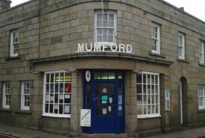 The Paper Shop (CJ Mumford)