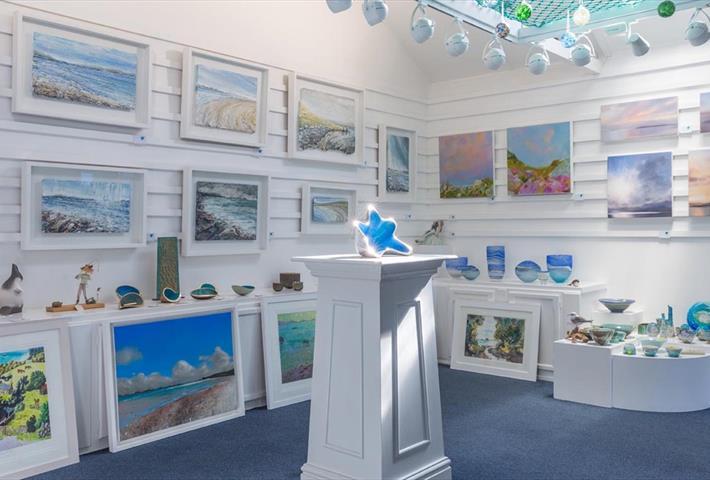 Creative Scilly Festival Show, Gallery Tresco