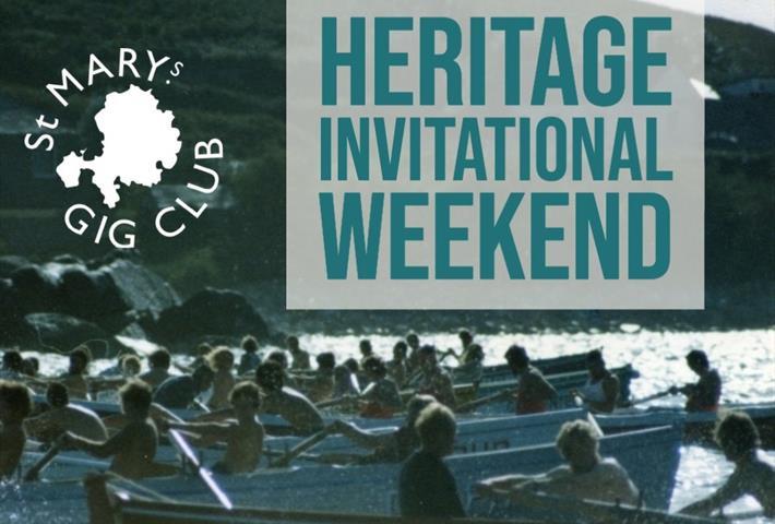 St. Mary's Gig Club Heritage Invitational Weekend.