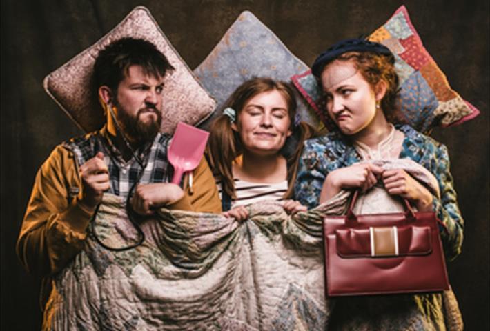 """Paddleboat Theatre - """"Margo and Mr Whatsit"""" promo 1."""