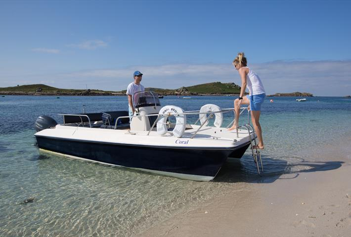 Isles of Scilly Boat Hire