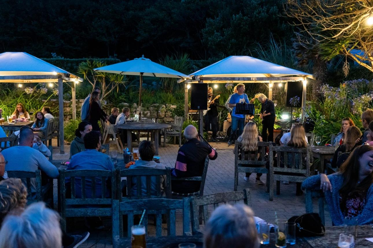 Live Music Events on Tresco throughout 2021