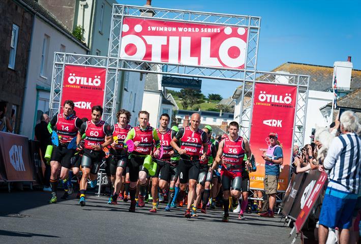 ÖTILLÖ Isles of Scilly start line 2019