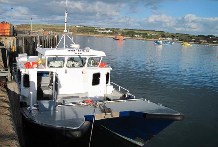 St. Agnes Boating
