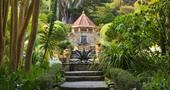 The Mediterranean Garden in Tresco Abbey Garden