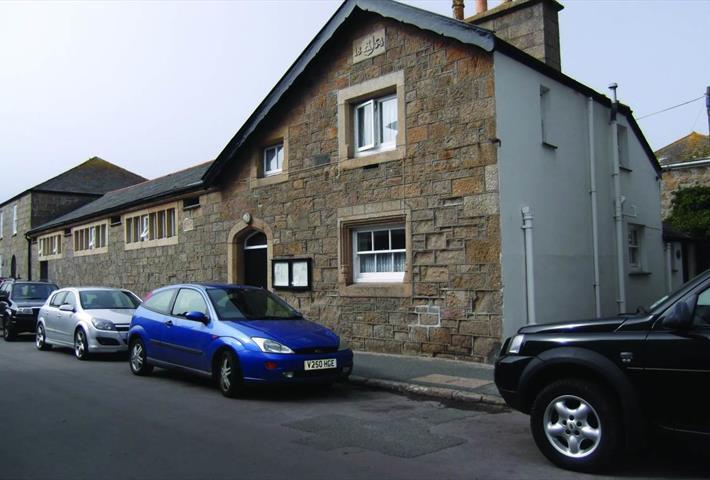 Church Hall Cottage