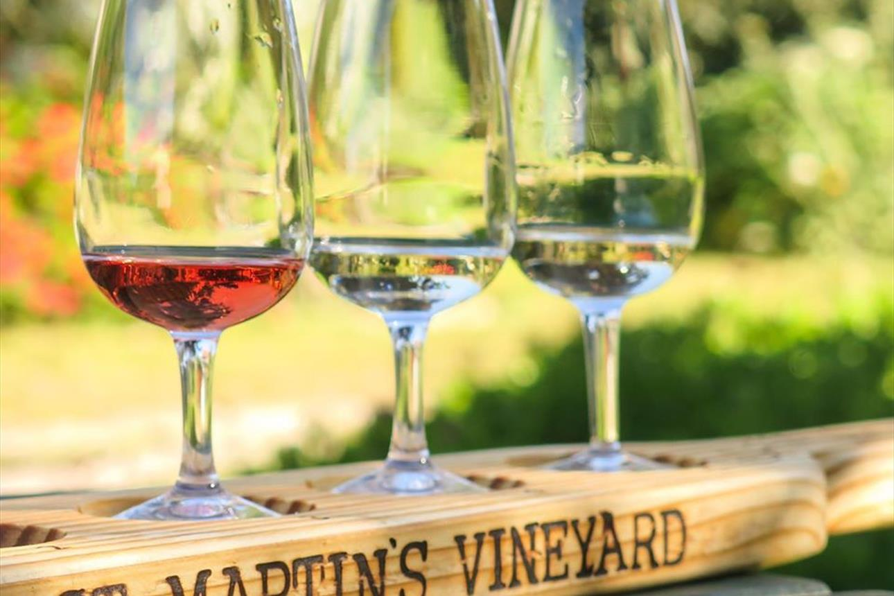 Wine-tasting Flight