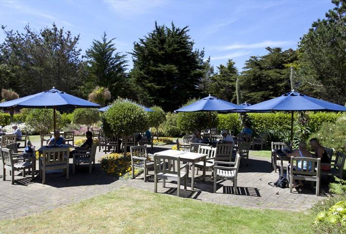 Tresco Garden Visitor Centre & Cafe