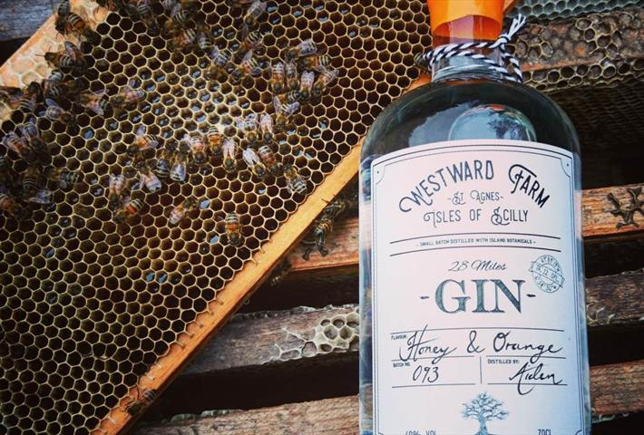 Westward Farm Gin and 28 Miles Shop