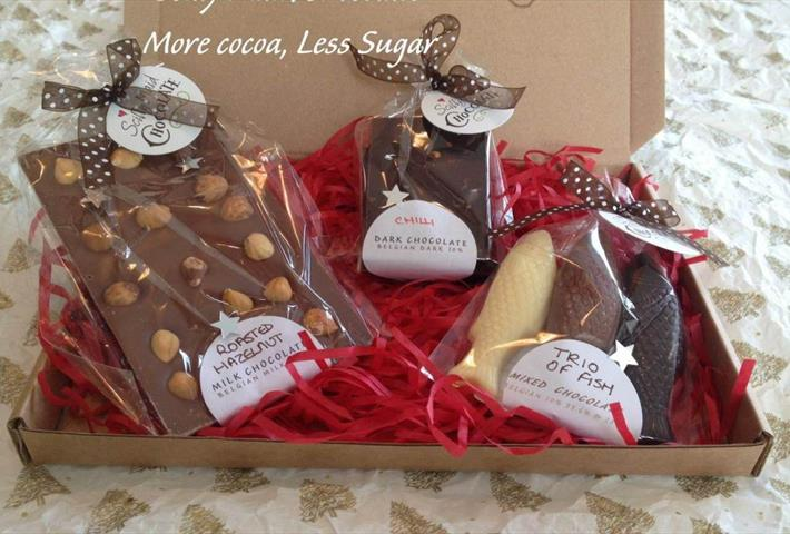 Scilly Maid Chocolate