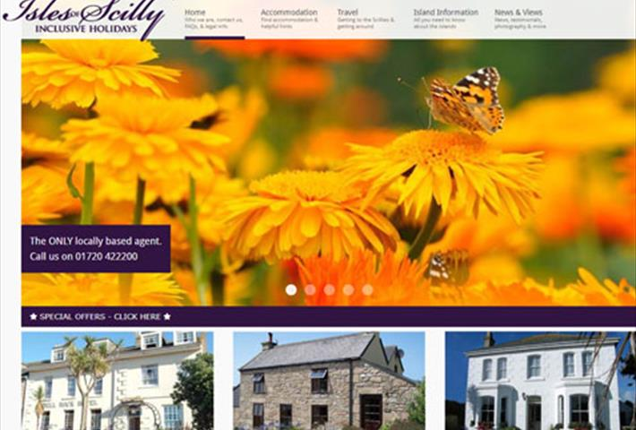 Isles of Scilly Inclusive Holidays