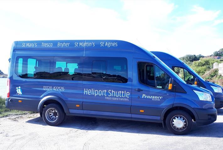 Heliport Shuttle
