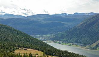 Olavsråket - round tour from Lom