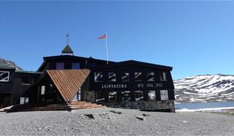Leirvassbu | Mountain Lodge