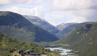 Jotunheimen fjellstue | Turisthytte