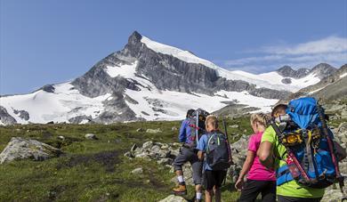 Leirvassbu | Hiking in Jotunheimen