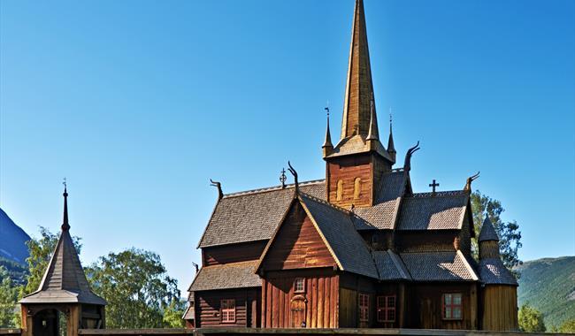 Lom stavkyrkje, lom stavkirke, lom stavechurch, stavechurch, stavkirke, norge, norges kirker