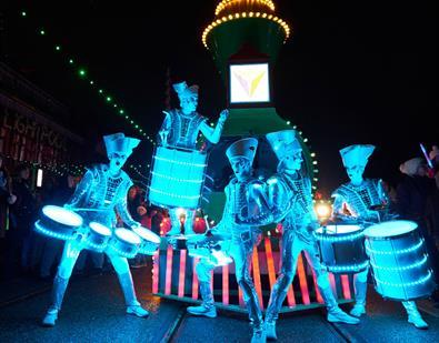 Thumbnail for Blackpool illuminations and Lightpool Festival
