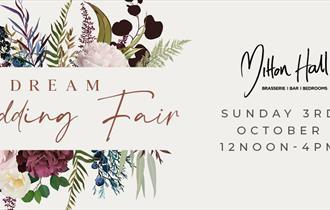 Dream Wedding Fair Mitton Hall