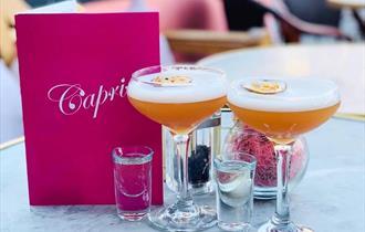 Capri Grand Cafe and Bar