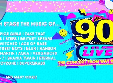 90's Live