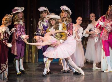Sleeping Beauty - Russian National Ballet