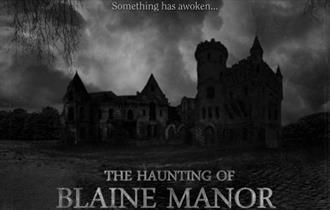 The Haunting of Blaine Manor